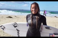 Can a 16-Year-Old Vegan Surfer Qualify for the World Tour?