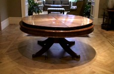 Can your table do this? The Hampstead Fletcher Capstan Table
