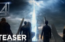 Fantastic Four: Official Teaser Trailer [HD]