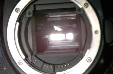 Inside A Digital Single-Lens Reflex Camera