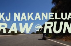 'Raw Run' Will Make You Forget Yourselves for 4 Minutes