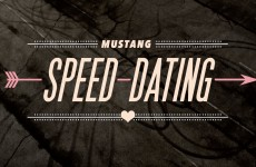 Speed Dating Got A whole New Meaning…
