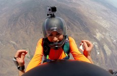 The 10,000ft Proposal