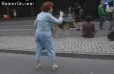 This Granny Has Some Moves