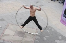 Amazing Street Performer