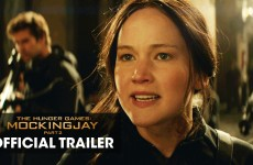 The Hunger Games: Mockingjay Part 2 Official Trailer