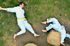 Awsome ! Stop Motion Karate