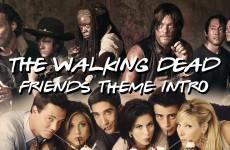The Walking Friends