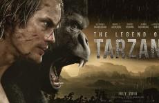 The Legend of Tarzan – Trailer