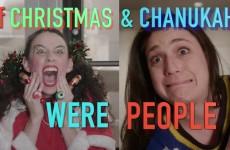 Christmas Vs. Chanukah